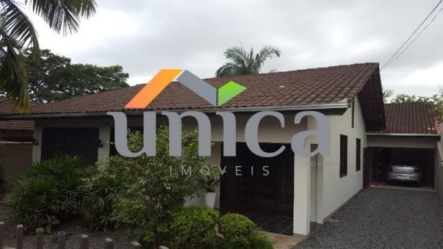 Casa à venda com 3 dormitórios em Vila nova, Joinville cod:UN01030 - Foto 2