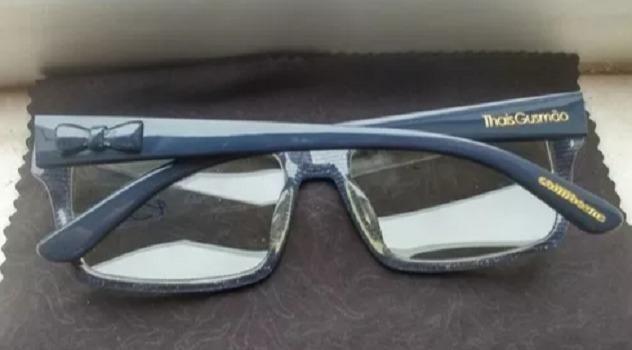 8c235c7fa Armação Óculos De Grau - Chilli Beans - Thais Gusmão - Bijouterias ...