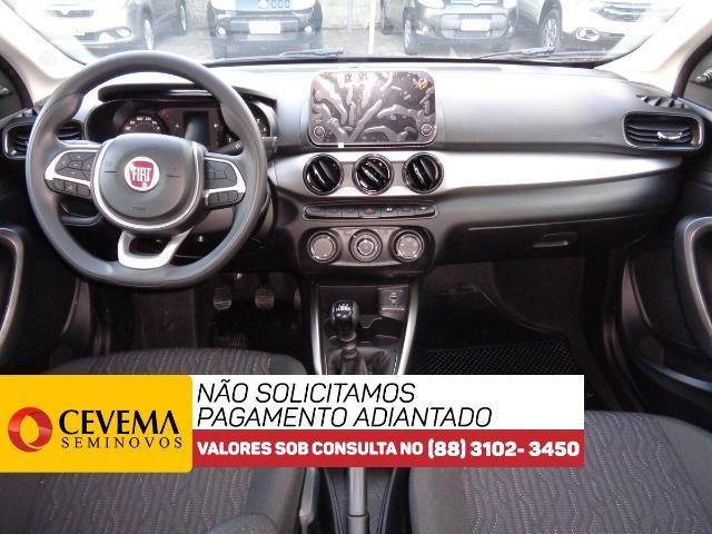 Fiat Cronos Drive Branco 1.3 0km - - Foto 8