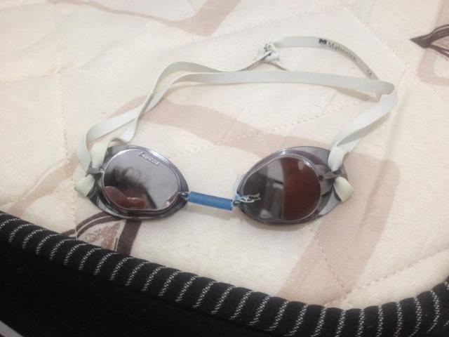 7ab090cda Óculos de Natação Malmsten Original Sueco - Esportes e ginástica ...