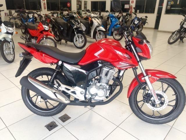 Honda Cg 160 FAN leia 2019 1000 entrada