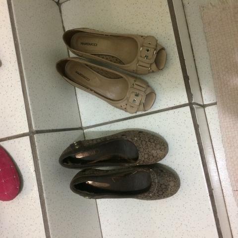 5774592db Sapatos de salto femininos 34-37 Muito Lindos!! - Roupas e calçados ...