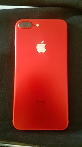 61281f294 IPhone 7 Plus Red 128gb - Celulares e telefonia - Jardim Cearense ...