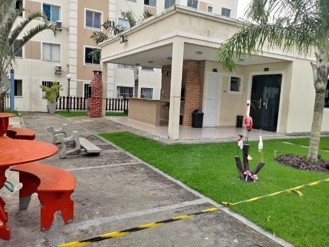 Excelente apto 2/4 Cond. Costa da Luz no Salvador Lyra R$ 140 mil - Foto 5