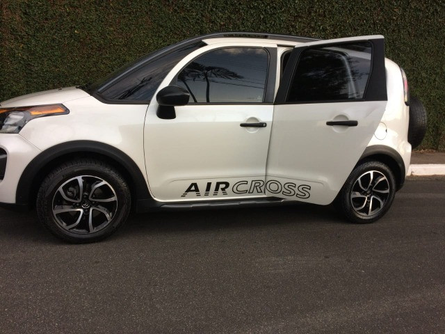Aircross 1.6 Tendance Branco perola 2015 - lindo !! - Foto 2