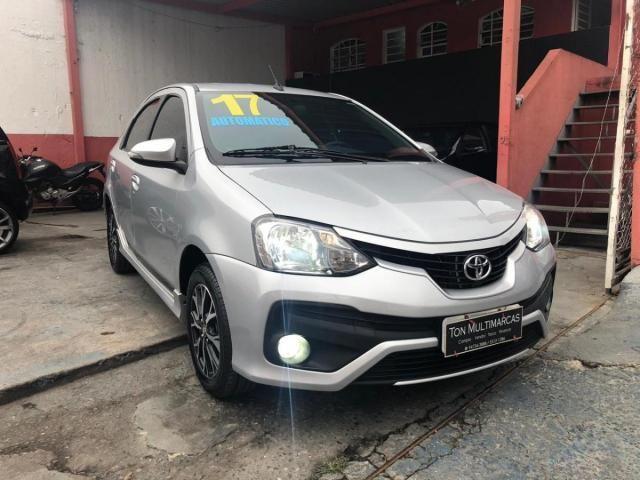 Toyota Etios Sedan Platinum 1.5 (Aut) (Flex) - Foto 2