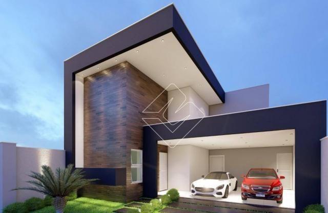 Casa à venda, 275 m² por R$ 1.500.000,00 - Residencial Jardim Campestre - Rio Verde/GO - Foto 3