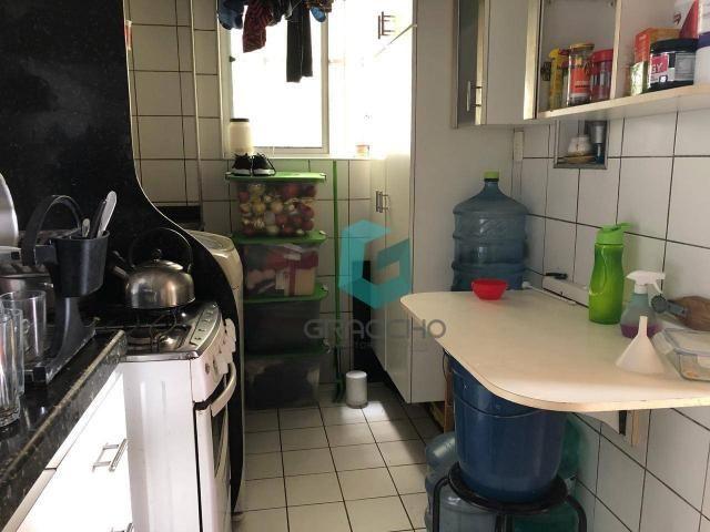 Apartamento com 3 dormitórios à venda, 60 m² por R$ 230.000 - Parangaba - Fortaleza/CE - Foto 17