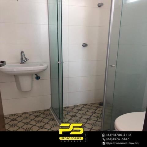 Apartamento com 2 dormitórios à venda, 68 m² por R$ 230.000 - Expedicionários - João Pesso - Foto 6