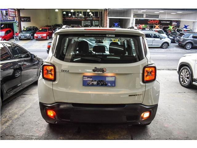Jeep Renegade 1.8 16v flex sport 4p manual - Foto 5