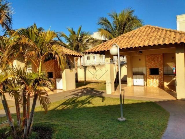 Apartamento com 2 dormitórios à venda no condomínio Portal do Rio, 64 m² por R$ 180.000 -  - Foto 2