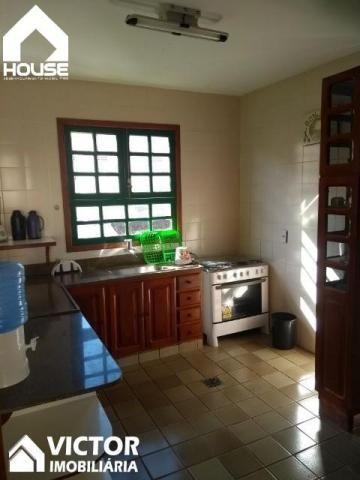 Casa à venda com 5 dormitórios em Balneário de meaípe, Guarapari cod:SO0010_HSE - Foto 19