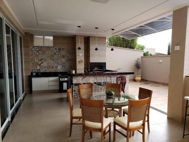 Sobrado à venda, 490 m² por R$ 2.400.000,00 - Alphaville Flamboyant Residencial Araguaia - - Foto 13