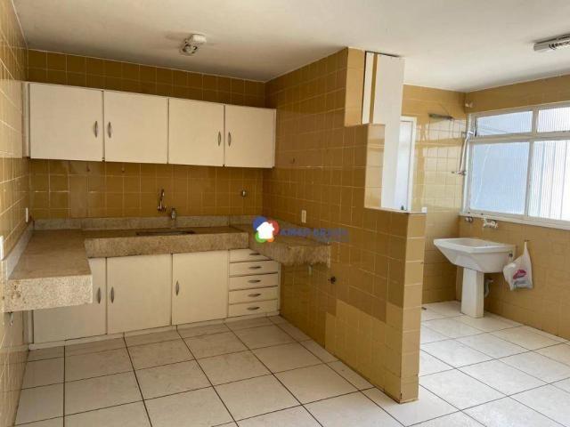Apartamento com 3 dormitórios à venda, 112 m² por R$ 230.000 - Setor Central - Goiânia/GO - Foto 5
