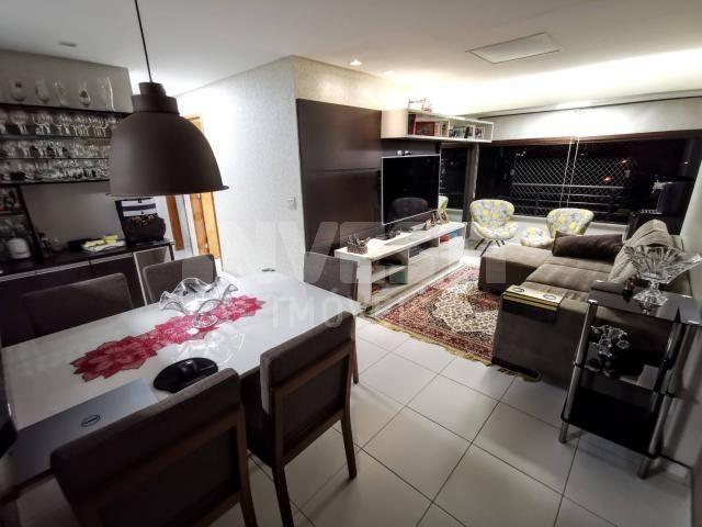 Apartamento à venda com 3 dormitórios em Setor leste universitário, Goiânia cod:621207 - Foto 2