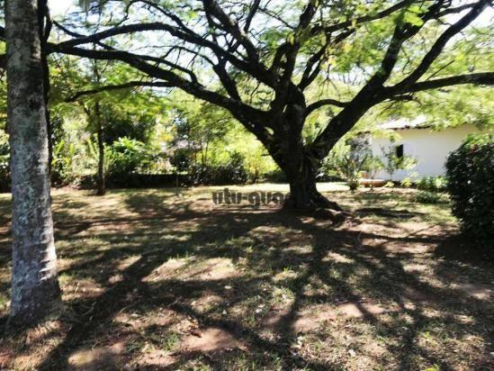 Chácara com 3 dormitórios para alugar, 5000 m² por R$ 7.000,00/mês - Condomínio Vila Suévi - Foto 6