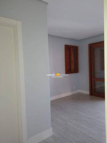 Apartamento para alugar, 182 m² por R$ 3.185,00/mês - Centro - Lajeado/RS - Foto 11