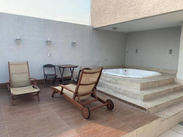 Apartamento Flat no Della Rosa 1 com 1 dormitório à venda, 47 m² por R$ 190.000 - Ribeirão - Foto 8