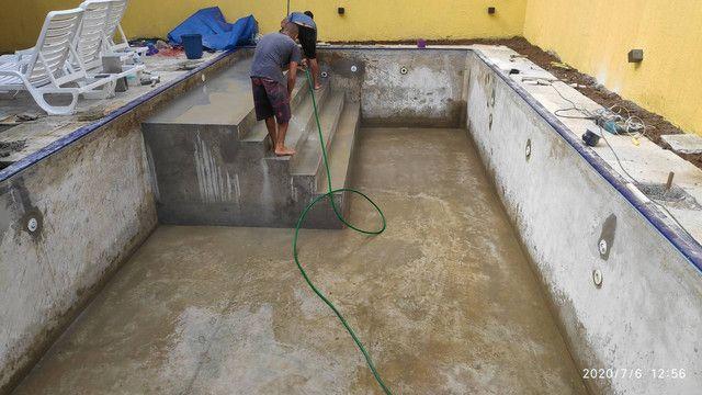 Manutenção e limpeza de Piscinas - Foto 2