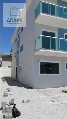 Apartamento residencial à venda, Bela Vista, Rio das Ostras. - Foto 3