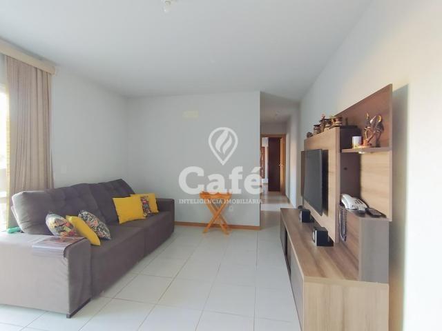 Apartamento de 2 dormitórios, sala, cozinha e área de serviço. - Foto 3