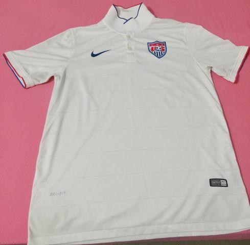 Camisa dos Estados unidos - Foto 3