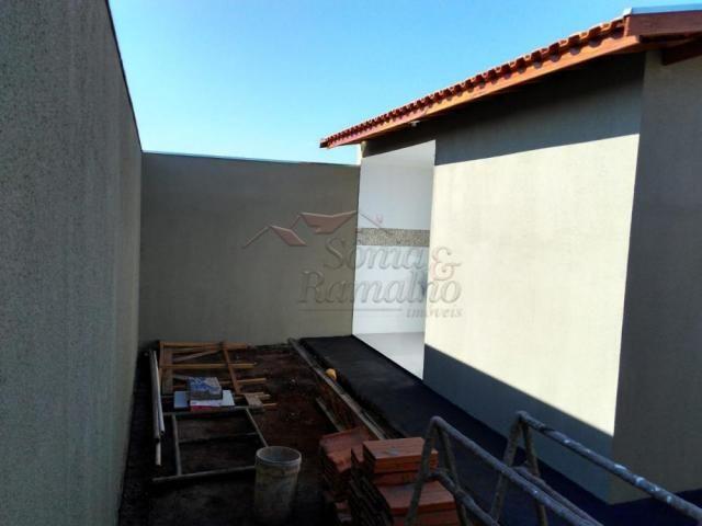 Casa à venda com 2 dormitórios em Jardim santa cecilia, Bonfim paulista cod:V14669 - Foto 14