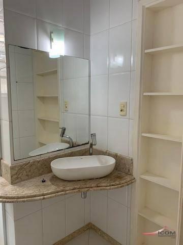 Apartamento com 3 dormitórios para alugar, 140 m² por R$ 6.300/mês - Ipanema - Rio de Jane - Foto 7