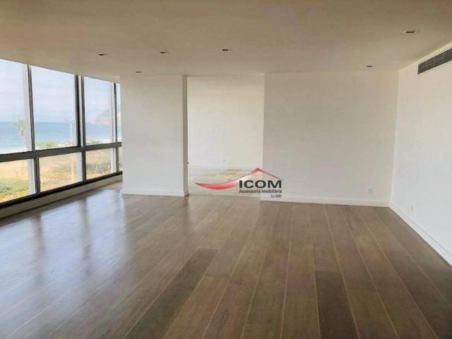 Apartamento com 3 dormitórios para alugar, 330 m² por R$ 50.000,00/mês - Ipanema - Rio de  - Foto 4