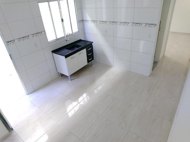Olha Só A Sua Casa Nova Aqui! Deixe o Aluguel Já! FGTS na Entrada! 2 Dormitórios - Foto 7