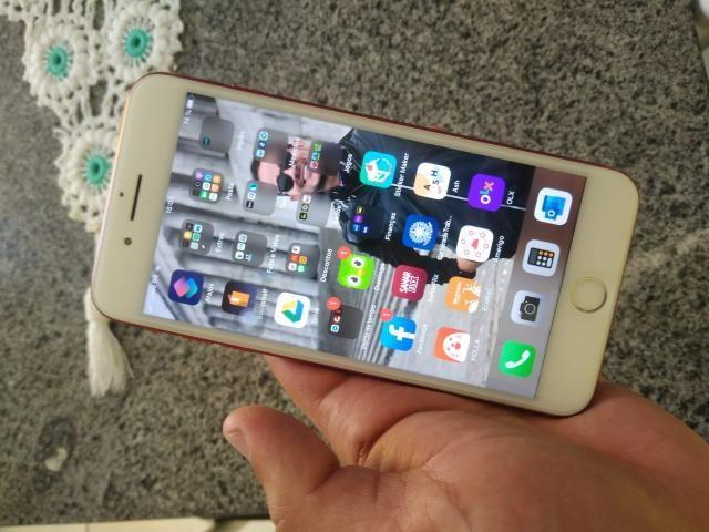 IPhone 7 Plus 128 gb red - Foto 2