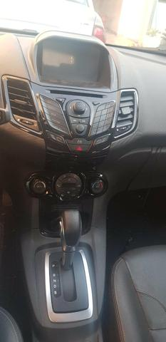 New Fiesta Titanium 1.6 2015 Automático - Abaixo da tabela FIPE (Carro Top) - Foto 3