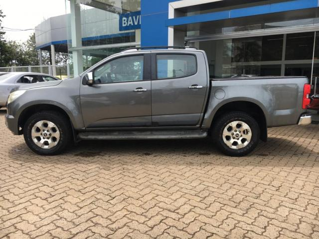 CHEVROLET S10 2.4 MPFI LTZ 4X4 CD 8V FLEX 4P MANUAL - Foto 3