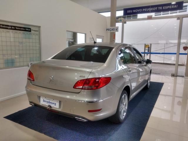 408 2011/2012 2.0 FELINE 16V FLEX 4P AUTOMÁTICO - Foto 6