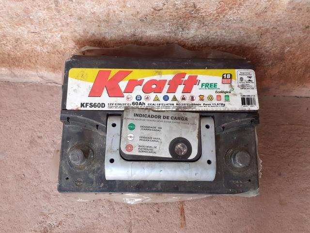 Vendo bateria - Foto 2