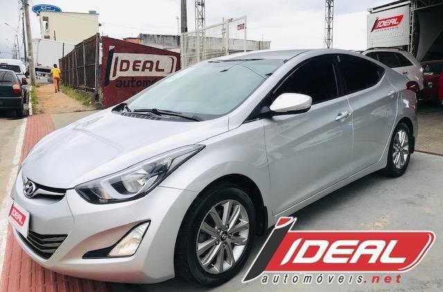 Hyundai Elantra GLS 2.0 16V Flex Aut. - Foto 9
