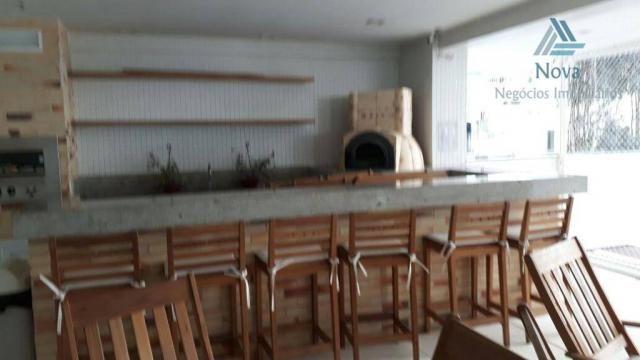 Apartamento com 4 dormitórios para alugar, 118 m² por R$ 3.500,00/mês - Icaraí - Niterói/R - Foto 11