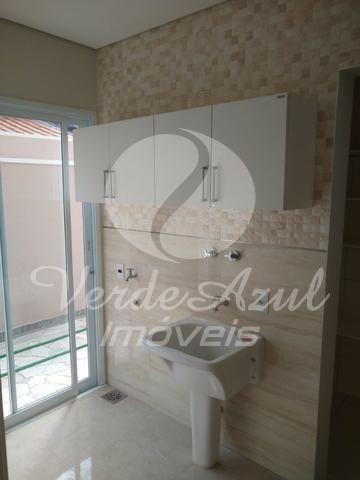 Casa à venda com 3 dormitórios em Jardim golden park residence, Hortolândia cod:CA005197 - Foto 3