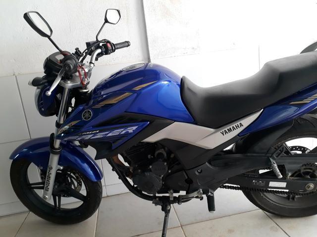 Moto Fazer 250cc Impecável