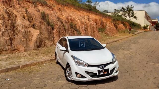 Hyundai HB20s 1.6 Premium Aut Branco Completo - Foto 8