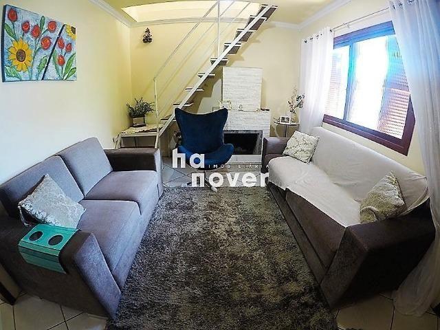 Casa 2 Dormitórios, Lareira, Espaço Gourmet e Piscina - Foto 2