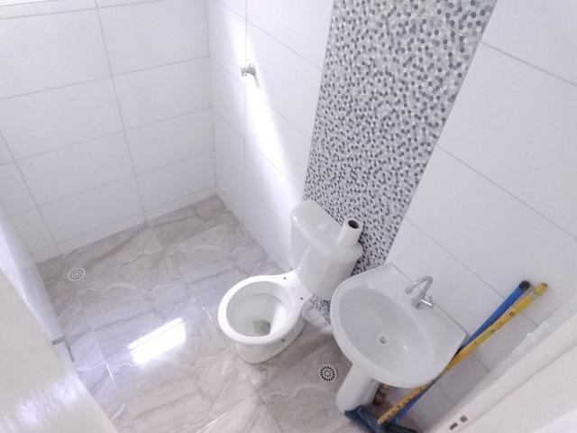 Olha Só A Sua Casa Nova Aqui! Deixe o Aluguel Já! FGTS na Entrada! 2 Dormitórios - Foto 10