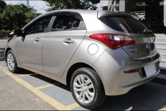 Financio HB20 Hyundai 1.0 comfort  - Foto 2