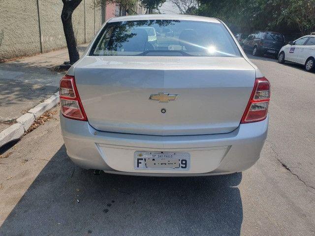 GM cobalt lt aut. kit multimidia flex ac troca financio ac cartao sem entrada - Foto 6