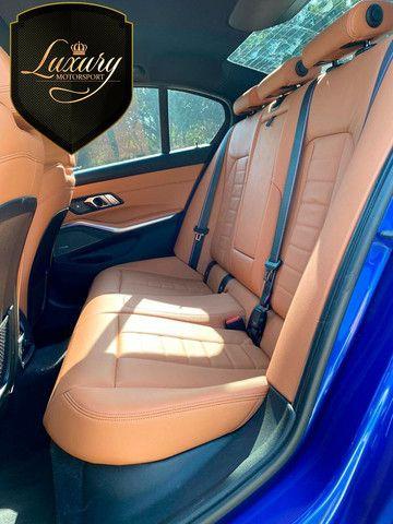 BMW 330i 2020 Azul M-Sport - Foto 12