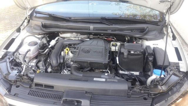 Polo Hatch 1.0 Comfortline Automático 200 TSI 2018/2019 4 P - Foto 3