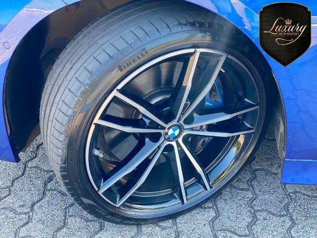 BMW 330i 2020 Azul M-Sport - Foto 10
