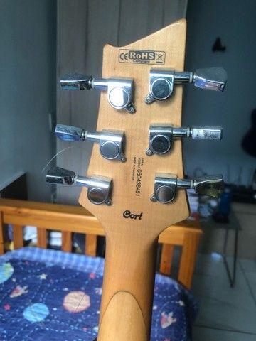 V/T Guitarra Cort Z40 MODIFICADA por baixo (LEIA O ANÚNCIO) - Foto 3
