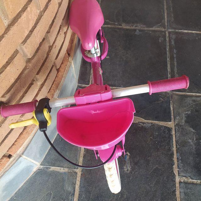 Bicicleta infantil sem pedal 110 reais - Foto 2