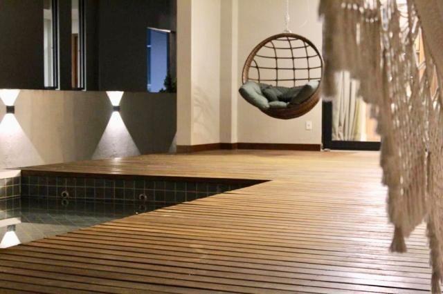 Maravilhosa casa de condomínio com 4 suítes Alphaville Litoral Norte 1 Camaçari BA - Foto 13